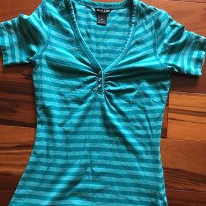 Teal Guess T-Shirt